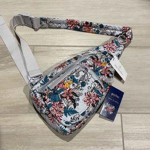Vera Bradley Herbology Ditsy sling backpack